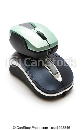 Big Mouse Carry Small Mouse - csp1293846