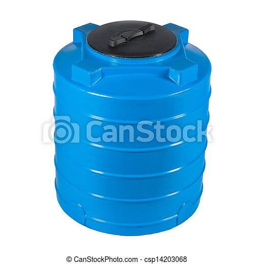 BIG PLASTIC CONTAINER - csp14203068