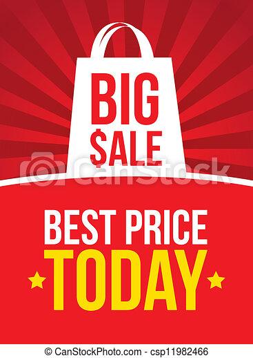 big sale - csp11982466