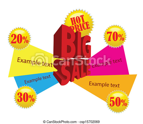 big sale - csp15702069