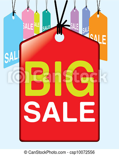 Big sale - csp10072556
