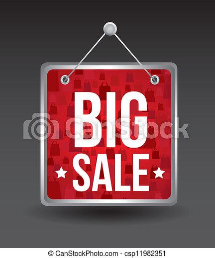 big sale - csp11982351