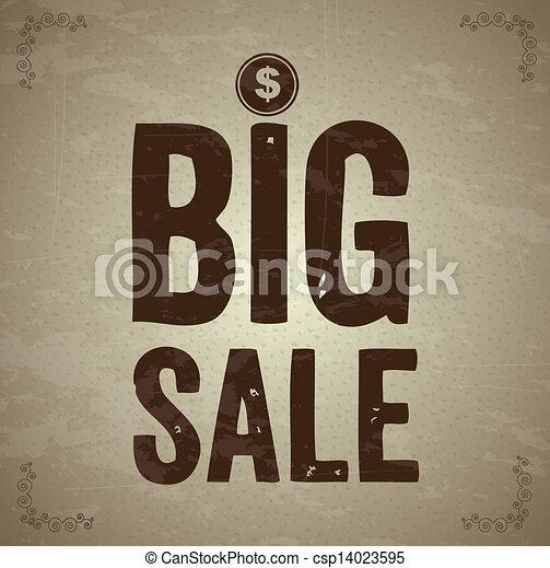 Big sale - csp14023595