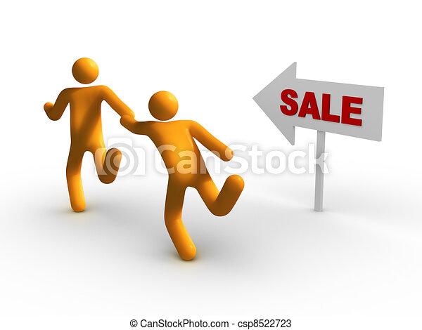 Big Sale - csp8522723