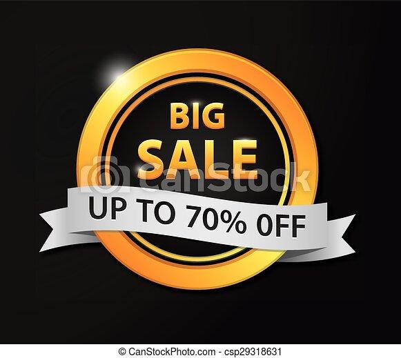 Big sale - csp29318631
