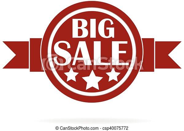 Big sale - csp40075772