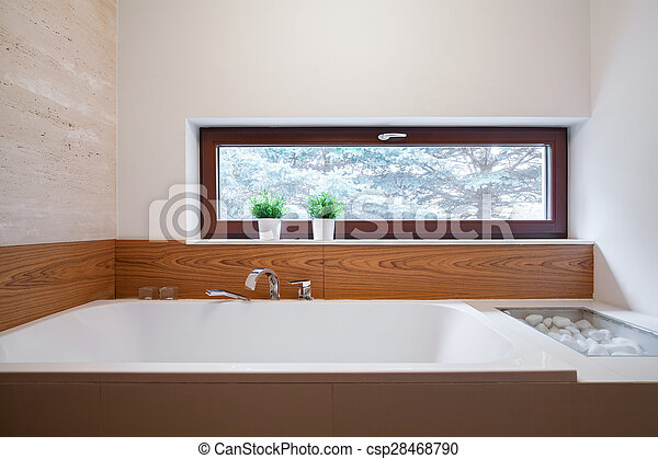 Etonnant Big Square Bathtub