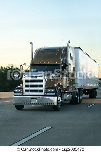 Big truck - csp2005472