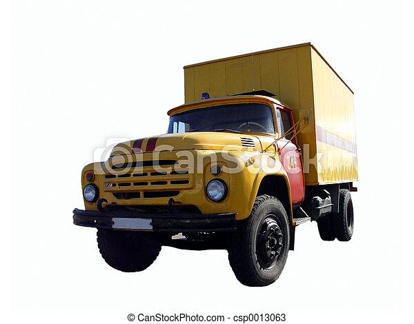 Big truck - csp0013063