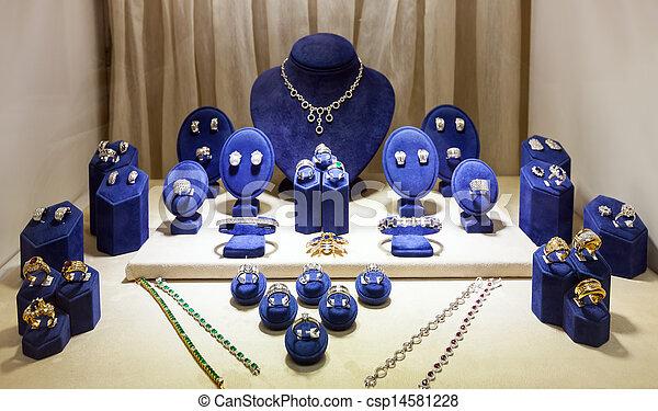 Magasin de bijoux suisse