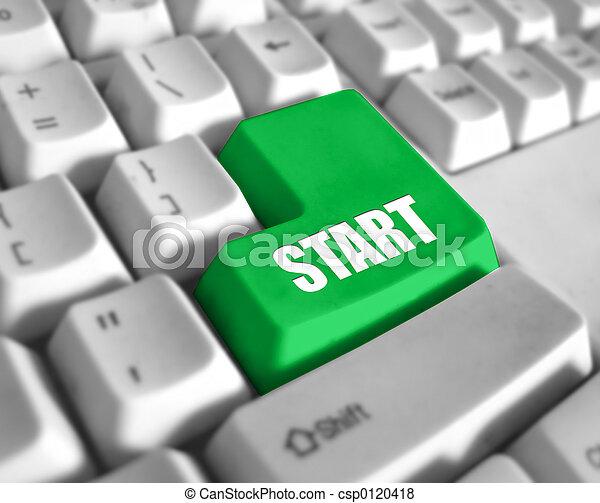 bijzondere , toetsenbord - csp0120418