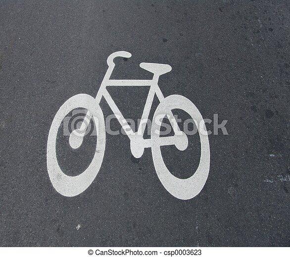 Bike here - csp0003623