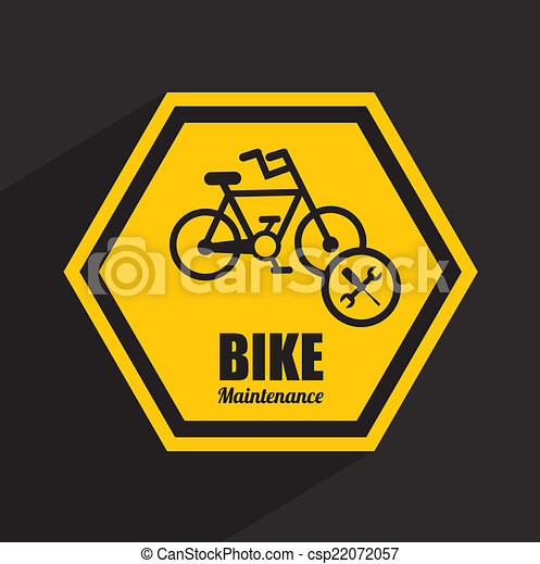 bike maintenance - csp22072057