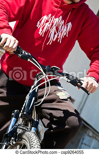 bike passagier - csp9264055