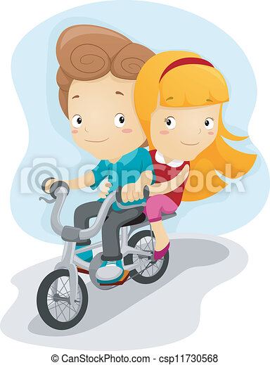 Bike Ride - csp11730568