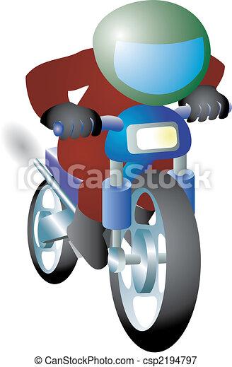 Biker - csp2194797