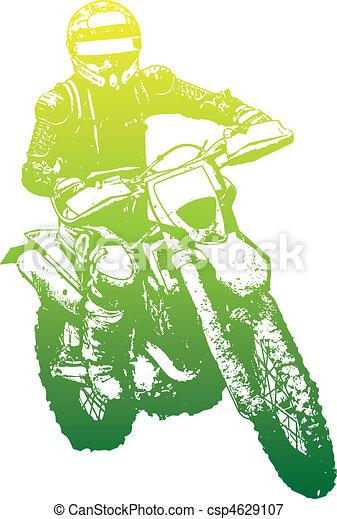biker - csp4629107