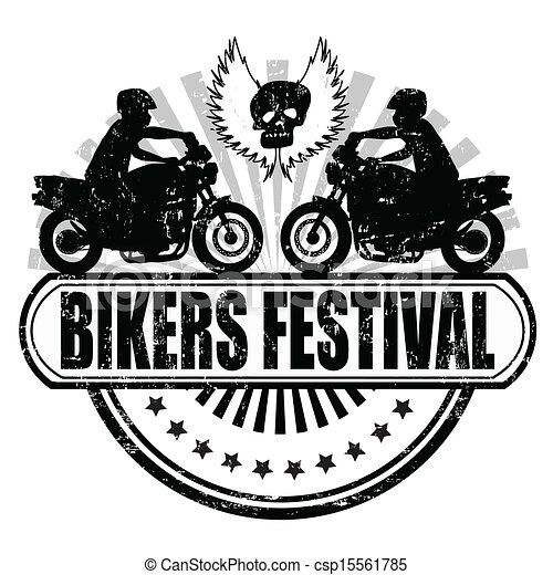 Bikers Festival - csp15561785
