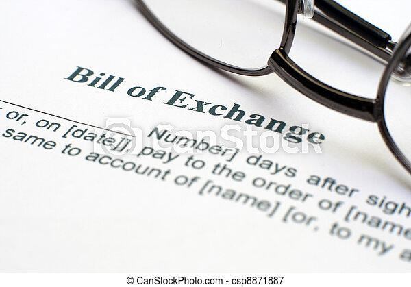 Bill of exchange bill of exchange thecheapjerseys Gallery