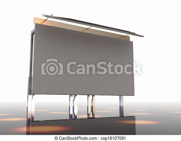 billboard - csp16107091