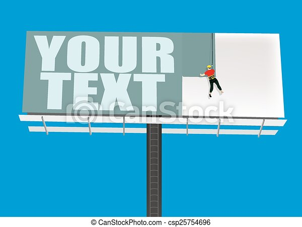 Billboard - csp25754696