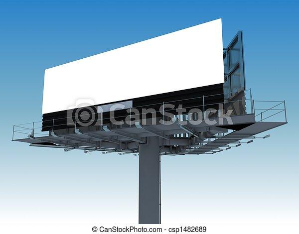 billboard - csp1482689