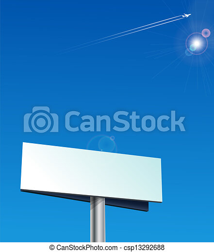 Billboard - csp13292688