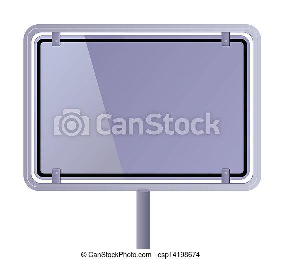 billboard - csp14198674