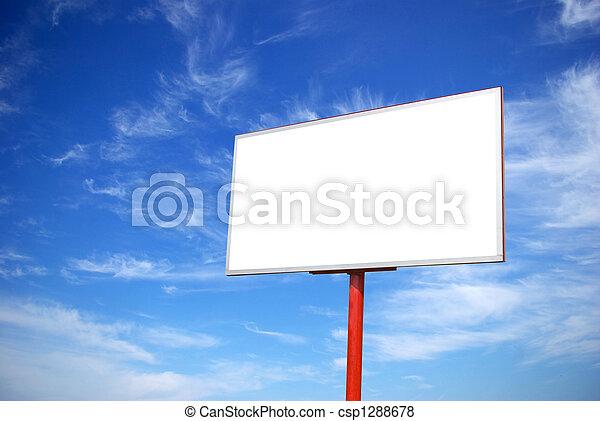 billboard - csp1288678