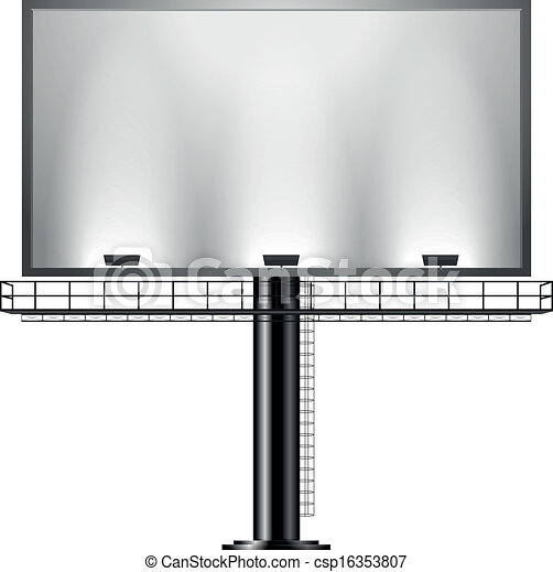 Billboard - csp16353807