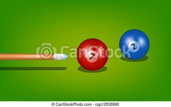 Billiards - csp12838990