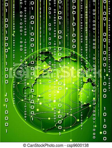 Binärtechnologie - csp9600138