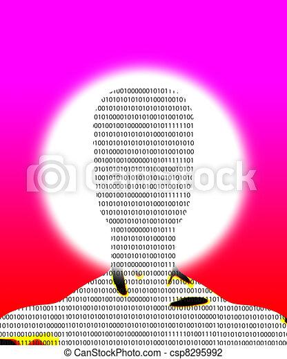 Binary Artificial Intelligence - csp8295992