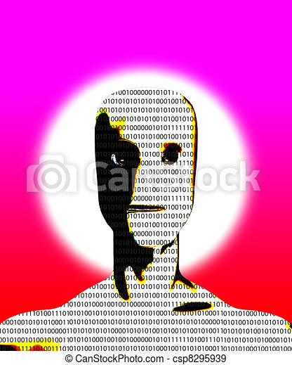 Binary Artificial Intelligence - csp8295939