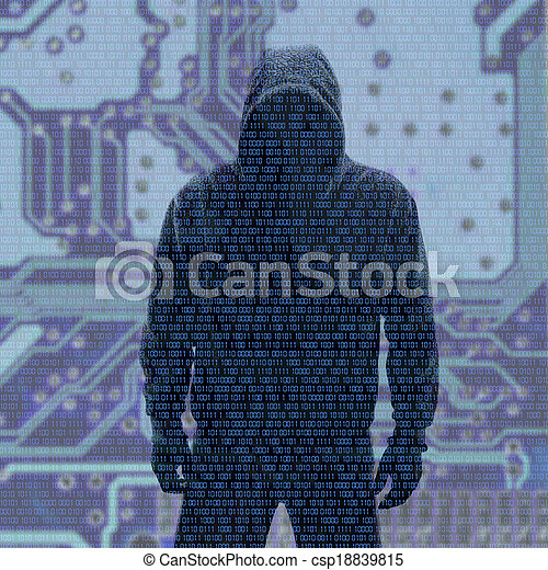Binary codes with hacked password - csp18839815