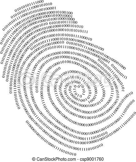 Binary finger print - csp9001760