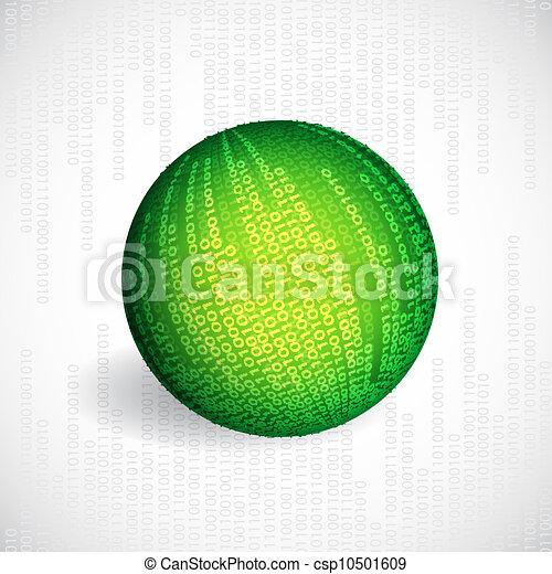 Binary sphere - csp10501609