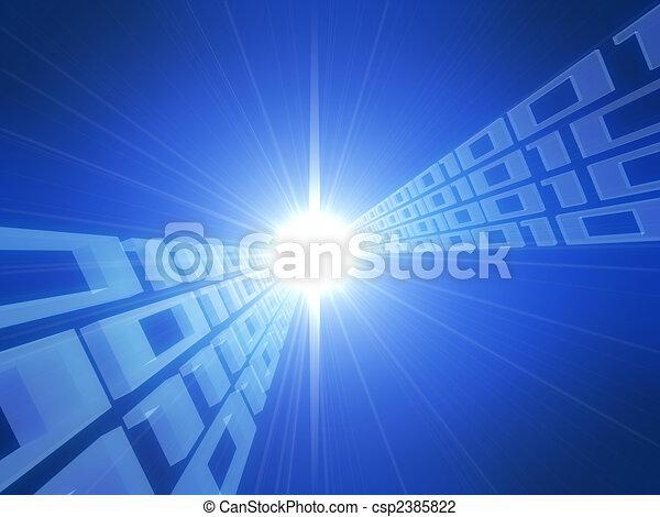 binary stream - csp2385822