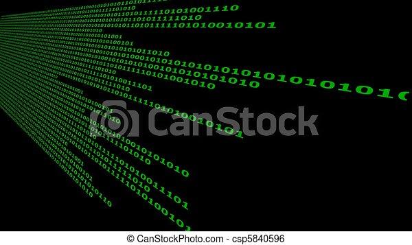 binary stream - csp5840596