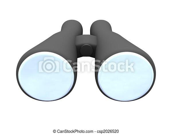 Binoculars - csp2026520