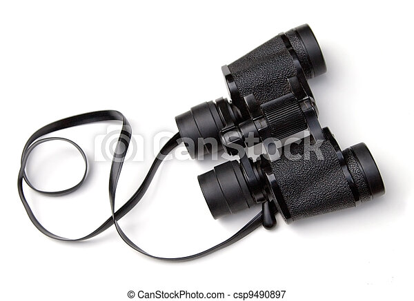 Binoculars - csp9490897