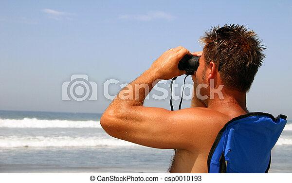 Binoculars - csp0010193