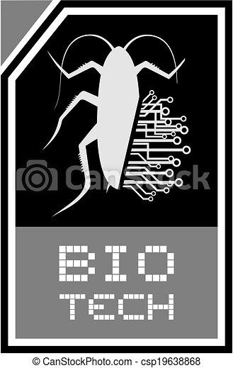 bio, 技術 - csp19638868