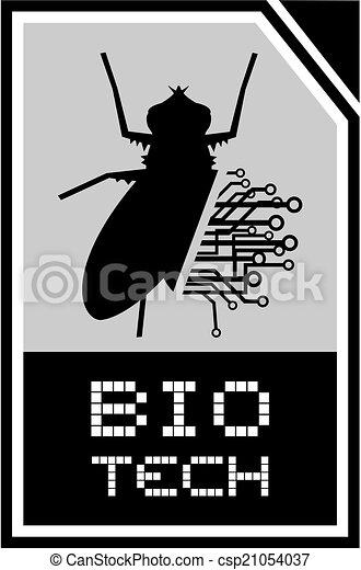 bio, 技術 - csp21054037
