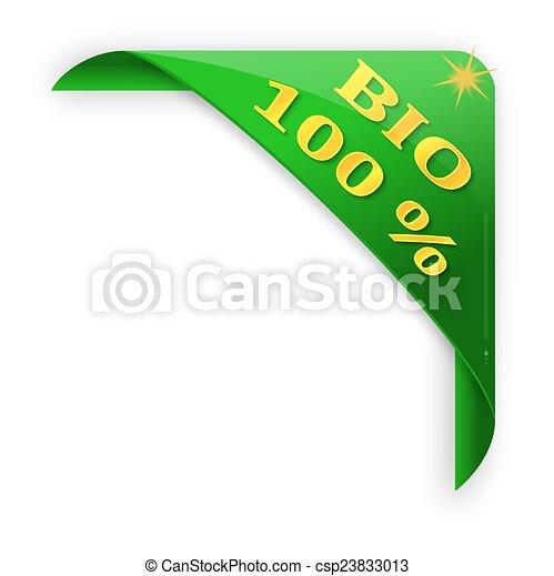 bio, 100% - csp23833013
