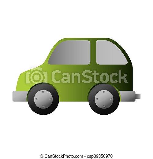 bio car green - csp39350970