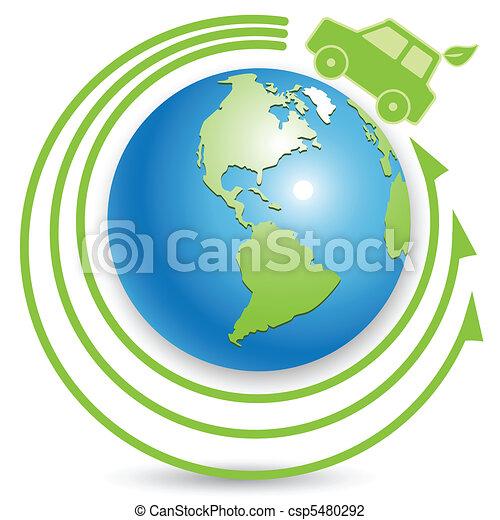 bio car - csp5480292