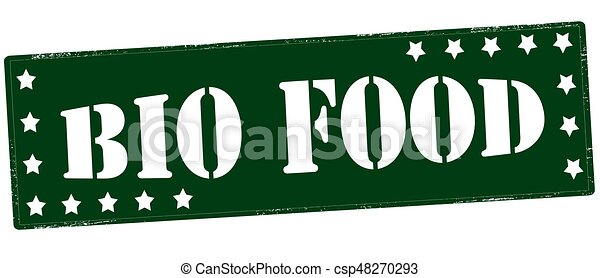 Bio food - csp48270293