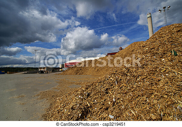 bio fuel power plant - csp3219451