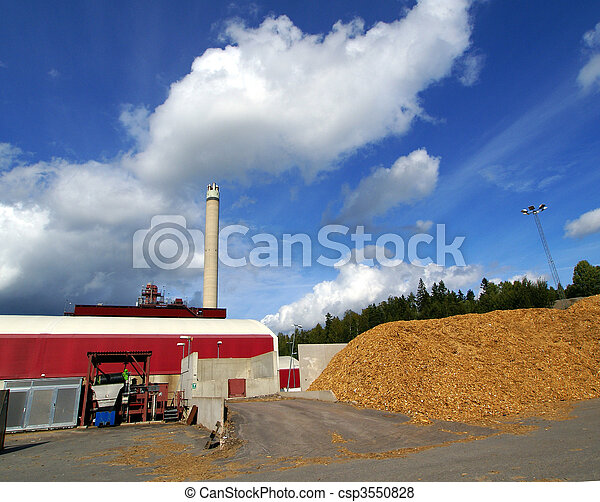 bio fuel power plant - csp3550828